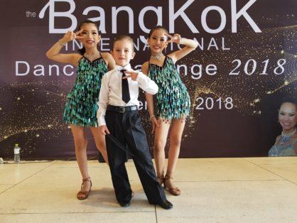 Академия танца в Малайзии и Тайланде