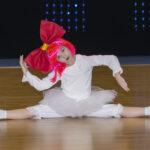 Академия танцев на конкурсе в Новосибирске. Пять кубков!