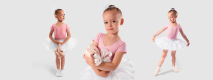 """Школа балета 3-4 года """"Кнопочки"""""""