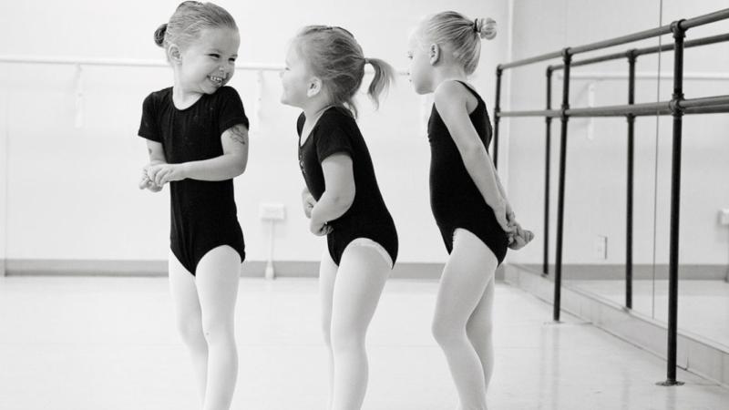 Детский игровой танец 3-4 года
