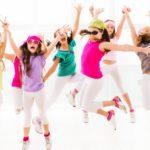 Совр. эстрадный танец 8-9 лет